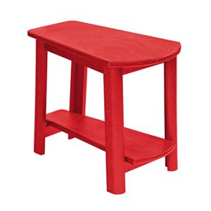 C.R. Plastic Products Generation Line Addy Side Table