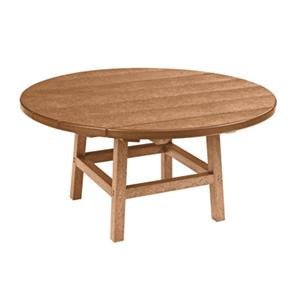 C.R. Plastic Products Adirondack - Cedar Cocktail Table