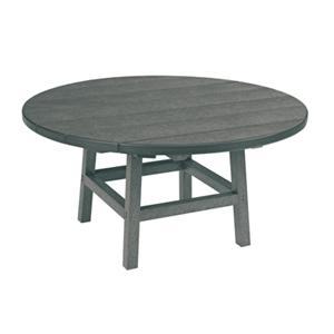 C.R. Plastic Products Adirondack - Slate Cocktail Table
