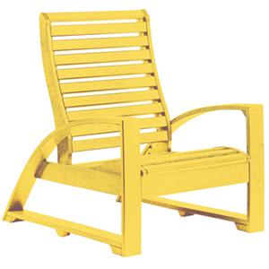 C.R. Plastic Products St Tropez Lounge Chair