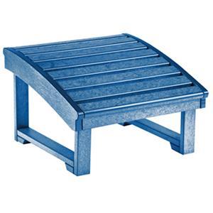C.R. Plastic Products St Tropez Footstool