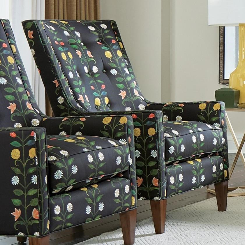 007110 Chair by Craftmaster at Esprit Decor Home Furnishings
