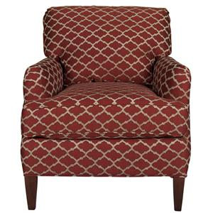 Morris Home Furnishings Jonathan Jonathan Accent Chair