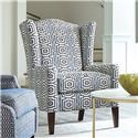 Craftmaster 032410 Wing Chair - Item Number: 157520397