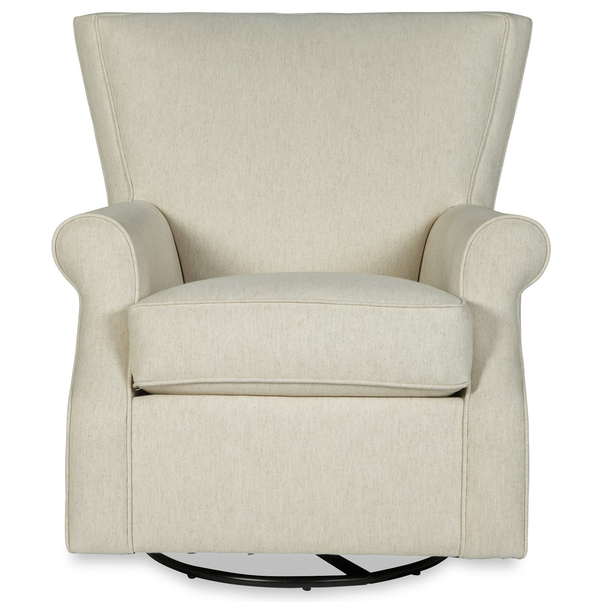 033810SG Swivel Chair by Craftmaster at Jacksonville Furniture Mart