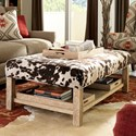 Craftmaster 034800 Storage Ottoman - Item Number: 034800-MOO-08