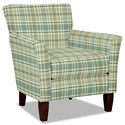 Cozy Life Townhouse Accent Chair - Item Number: 060110-ABERNATHY-21