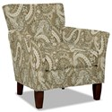Hickory Craft 060110 Accent Chair - Item Number: 060110-ABIGAIL-21