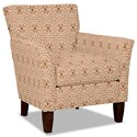 Hickory Craft 060110 Accent Chair - Item Number: 060110-ACROPOLIS-36