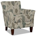 Hickory Craft 060110 Accent Chair - Item Number: 060110-ADAIR-21