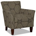 Craftmaster 060110 Accent Chair - Item Number: 060110-ADRENA-41