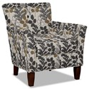 Hickory Craft 060110 Accent Chair - Item Number: 060110-ALFRESCO-10
