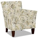 Hickorycraft 060110 Accent Chair - Item Number: 060110-ALMADA-15