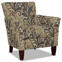 Craftmaster 060110 Accent Chair - Item Number: 060110-AVERY-28