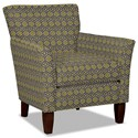 Hickory Craft 060110 Accent Chair - Item Number: 060110-BACK TRACK-22