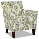 Hickorycraft 060110 Accent Chair - Item Number: 060110-BAHITI-21