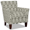 Hickorycraft 060110 Accent Chair - Item Number: 060110-BALLARI-41
