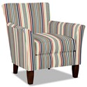 Craftmaster 060110 Accent Chair - Item Number: 060110-BANNISTER-27