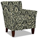 Hickory Craft 060110 Accent Chair - Item Number: 060110-BARONI-23