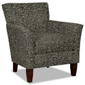 Craftmaster 060110 Accent Chair - Item Number: 060110-BATIKI-23