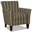 Craftmaster 060110 Accent Chair - Item Number: 060110-BELLEVUE-41