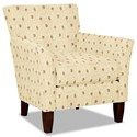 Hickory Craft 060110 Accent Chair - Item Number: 060110-BENGIE-02
