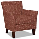 Hickorycraft 060110 Accent Chair - Item Number: 060110-BENGIE-26
