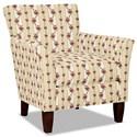 Hickory Craft 060110 Accent Chair - Item Number: 060110-BENSALEM-02
