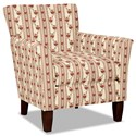 Craftmaster 060110 Accent Chair - Item Number: 060110-BENSALEM-10