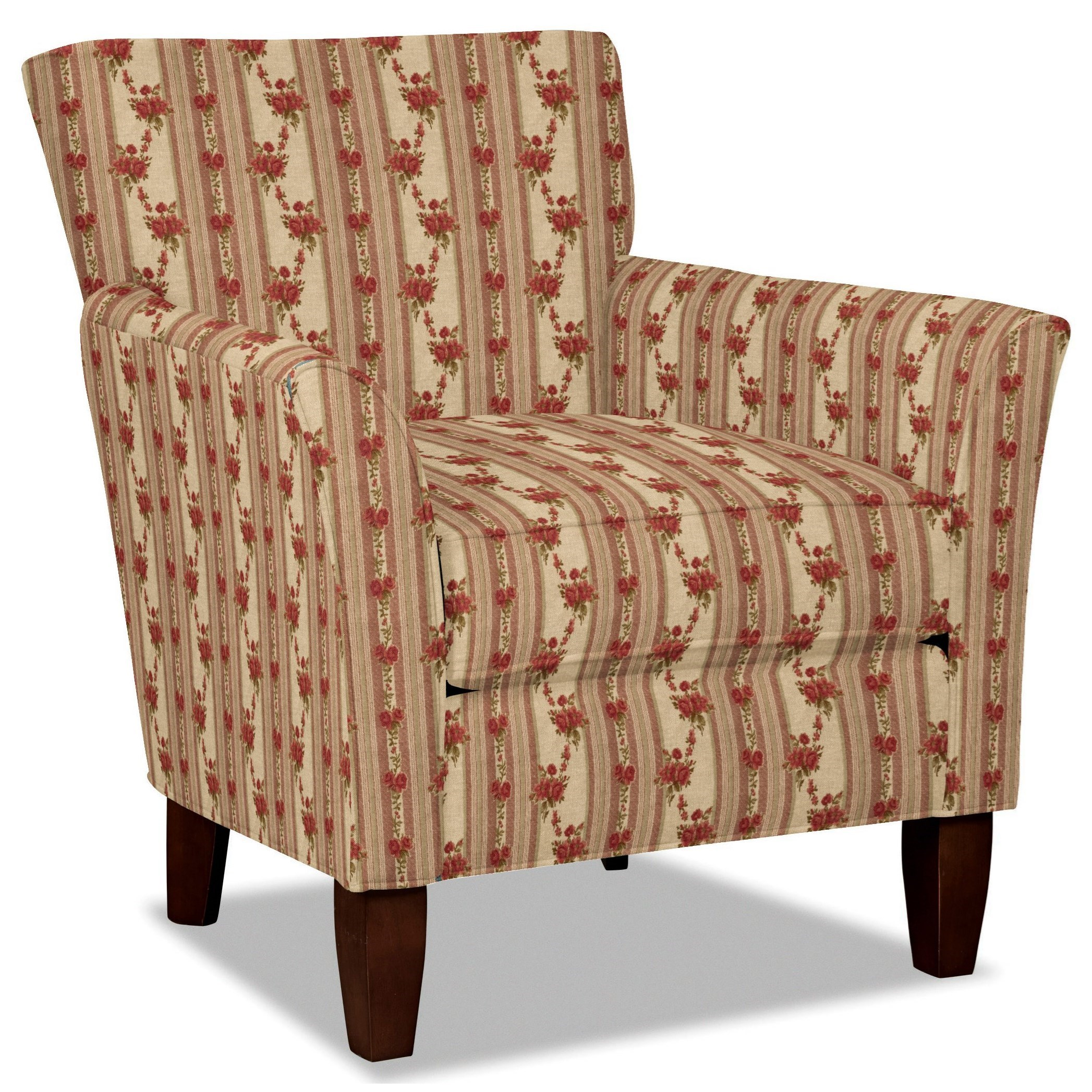 Craftmaster 060110 Accent Chair - Item Number: 060110-BENSALEM-26
