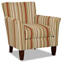Hickory Craft 060110 Accent Chair - Item Number: 060110-BOBCAT-16