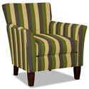 Hickory Craft 060110 Accent Chair - Item Number: 060110-BOHICA-41