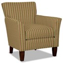Craftmaster 060110 Accent Chair - Item Number: 060110-BOTANY-15