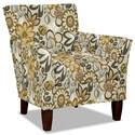Craftmaster 060110 Accent Chair - Item Number: 060110-BREAKAWAY-03