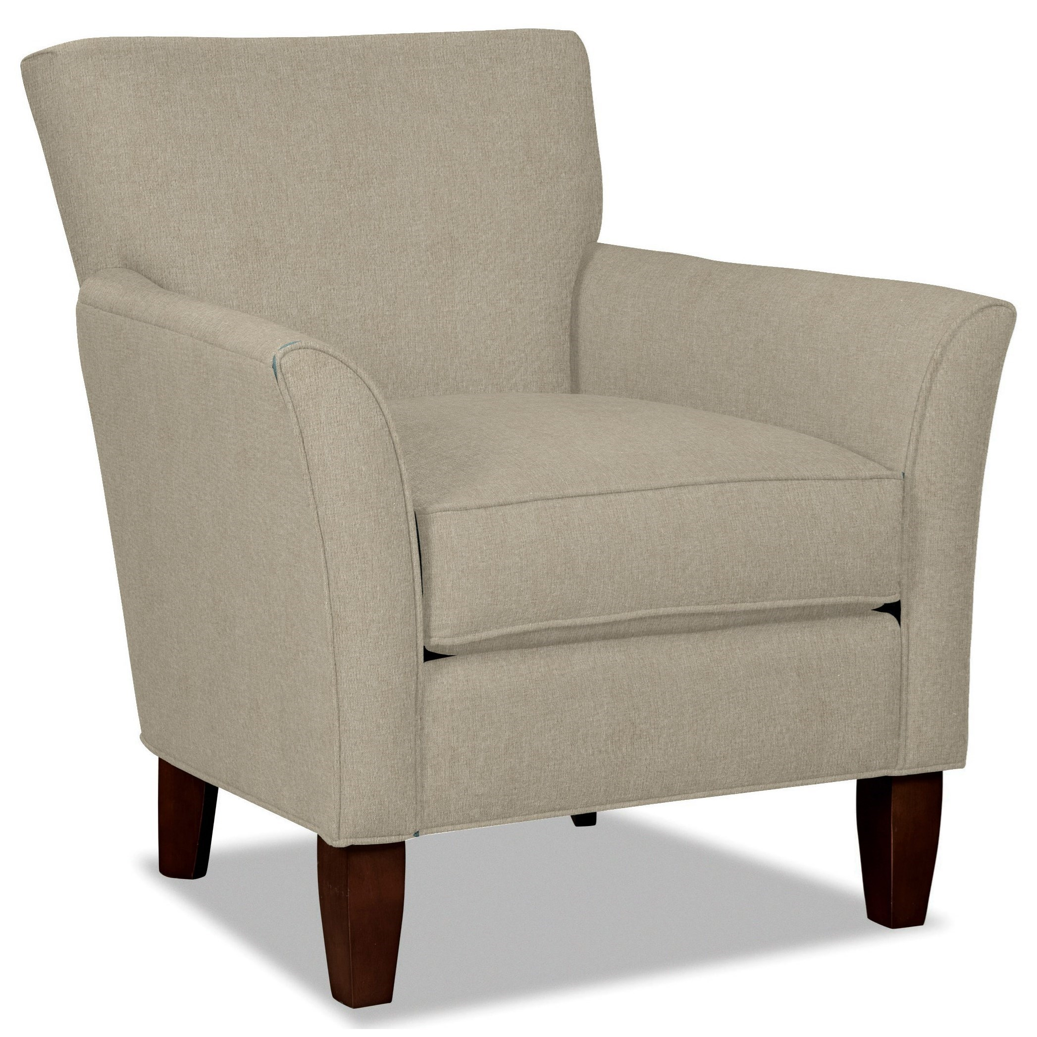 Craftmaster 060110 Accent Chair - Item Number: 060110-BURNISH-10