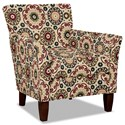 Craftmaster 060110 Accent Chair - Item Number: 060110-CANDY SHOP-26
