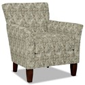 Hickorycraft 060110 Accent Chair - Item Number: 060110-CAPELLA-10