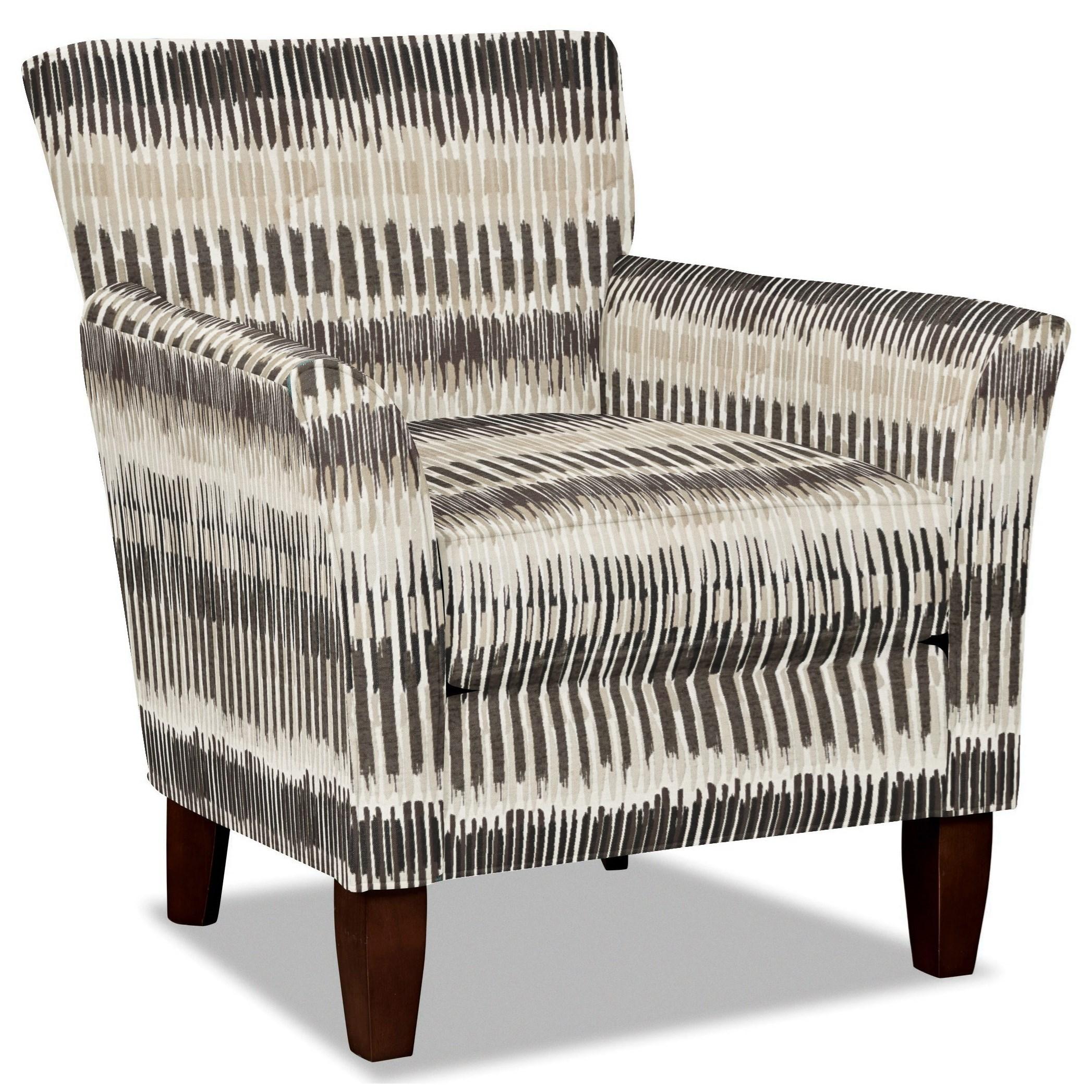 Craftmaster 060110 Accent Chair - Item Number: 060110-CARAVAN-10
