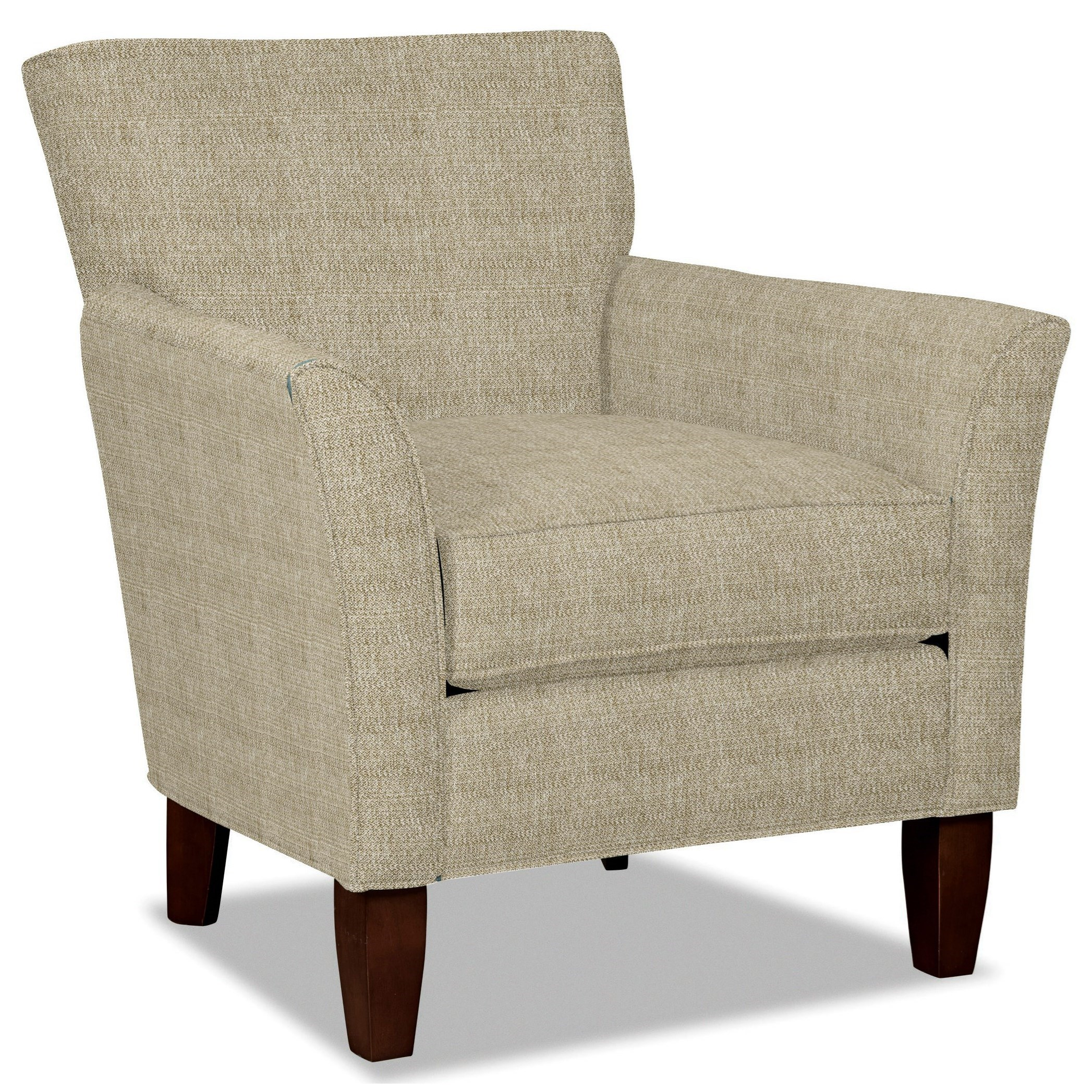 Craftmaster 060110 Accent Chair - Item Number: 060110-CARIBBEAN-10