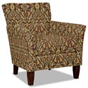 Hickory Craft 060110 Accent Chair - Item Number: 060110-CEASAR-09
