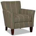 Hickorycraft 060110 Accent Chair - Item Number: 060110-CHRISTIANE-21