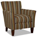 Hickory Craft 060110 Accent Chair - Item Number: 060110-CIMARRON-10