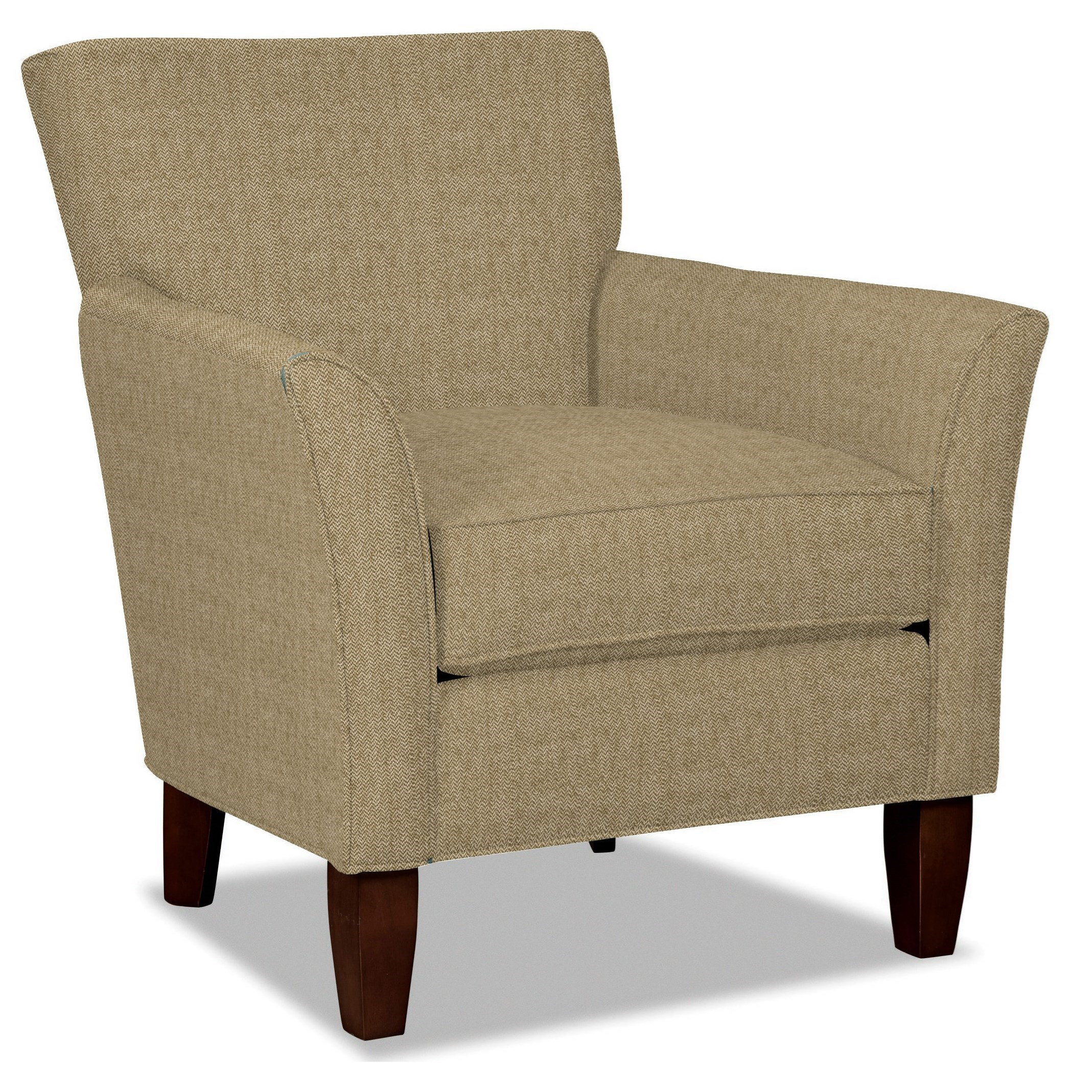 Craftmaster 060110 Accent Chair - Item Number: 060110-CONVOY-10