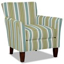 Hickory Craft 060110 Accent Chair - Item Number: 060110-COSBY-21