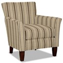 Craftmaster 060110 Accent Chair - Item Number: 060110-COWEN-10