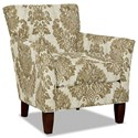 Hickory Craft 060110 Accent Chair - Item Number: 060110-CREVELLI-10