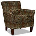 Hickorycraft 060110 Accent Chair - Item Number: 060110-CURIOUS-09