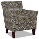 Hickory Craft 060110 Accent Chair - Item Number: 060110-DANCER-08