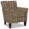 Craftmaster 060110 Accent Chair - Item Number: 060110-DARTING-09