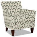 Hickorycraft 060110 Accent Chair - Item Number: 060110-DASHER-21